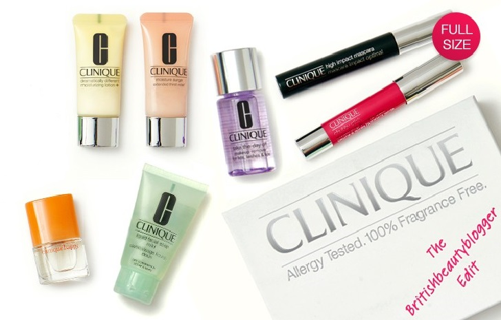 Box of Beauty von Clinique